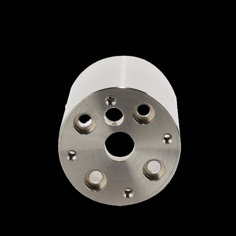industriële component rvs behuizing draai molen 9573